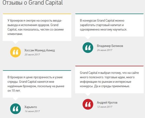 Гранд Капитал Отзывы О Брокере Бинарных Опционов